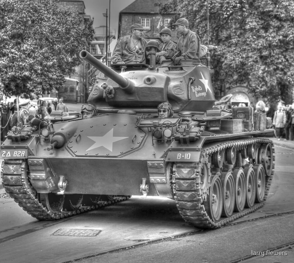 M24 Chaffee (Rebels Revenge) by larry flewers