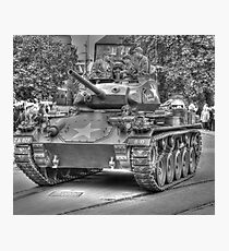 M24 Chaffee (Rebels Revenge) Photographic Print