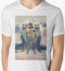 Lost In Transition Men's V-Neck T-Shirt