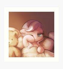 wake up, princess. Art Print