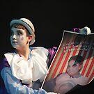 Bubbles the Clown by John Lines