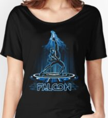 FALTRON Women's Relaxed Fit T-Shirt