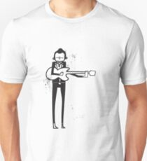 Johnny Cash Unisex T-Shirt