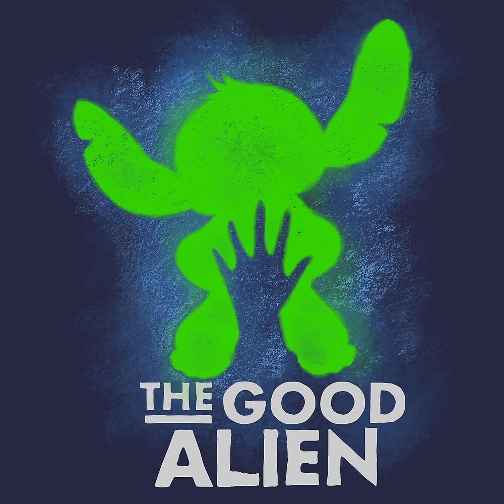 THE GOOD ALIEN by Kayden007
