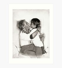 Ageless Love Art Print