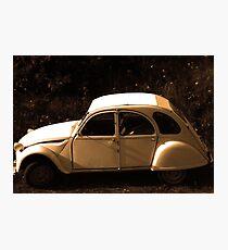 Cars 11 Photographic Print