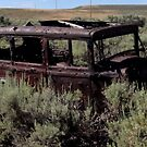 All Used Up - Kemmerer, Wyoming, USA by aprilann