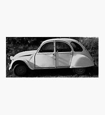 Cars 13 Photographic Print