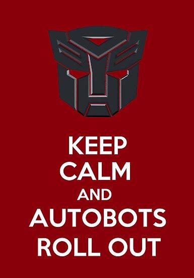 Autobots by SkyforgeWares