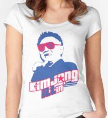 Kim Jong ILLin' (Kim Jong-il) Women's Fitted Scoop T-Shirt