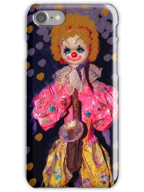 I AM BIBBY THE CLOWN.  by Sherri Palm Springs  Nicholas