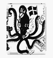 Octopus Fun iPad Case/Skin