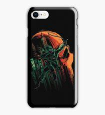 Green Vigilance iPhone Case/Skin
