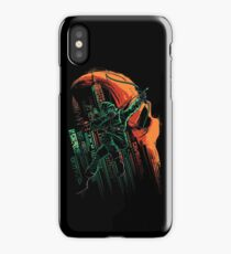 Green Vigilance iPhone Case