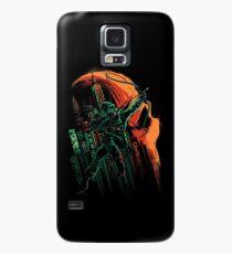 Green Vigilance Case/Skin for Samsung Galaxy