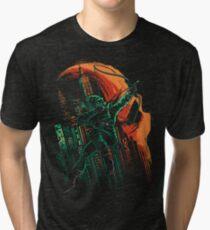 Green Vigilance Tri-blend T-Shirt