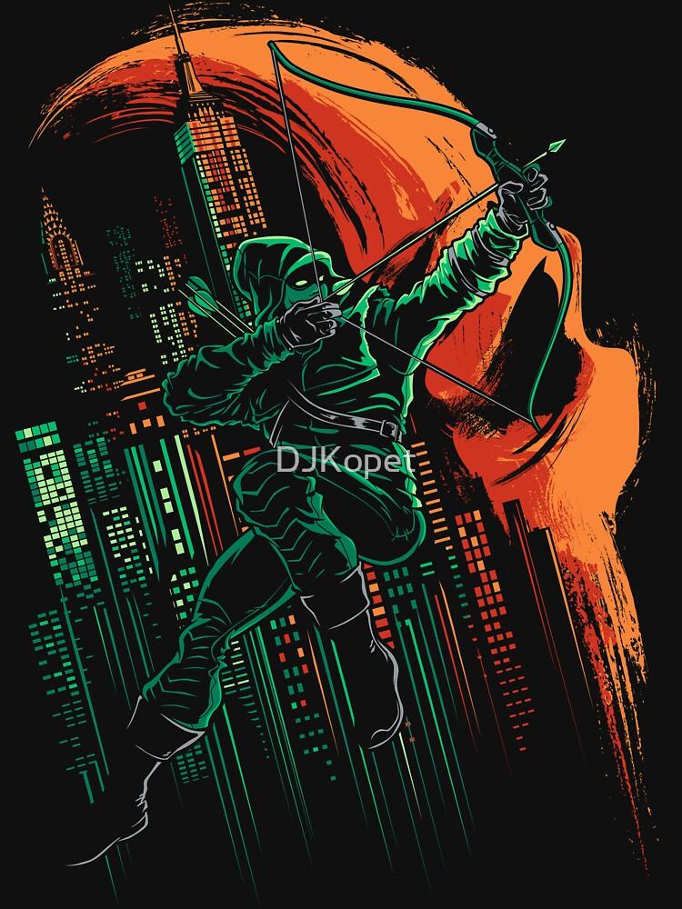 Green Vigilance by DJKopet