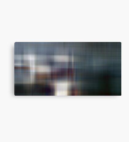 Cross Blur Canvas Print