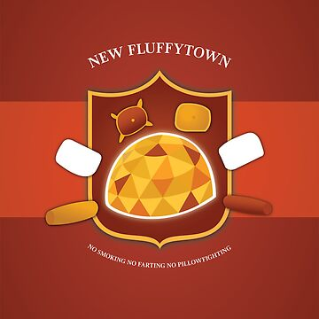 New Fluffytown | Community by markalackiie