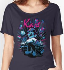 Kart Women's Relaxed Fit T-Shirt