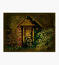 The Side Door Photographic Print