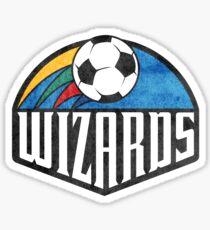Wizards (Kansas City) Sticker