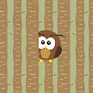 Ruth's Owl by Sarah Kittell