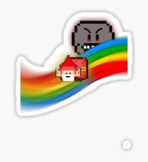 NyanGnome Sticker