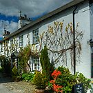Hawkshead...The Honeypot and Ivy Covered Cottage With Jam Jars by Jamie  Green