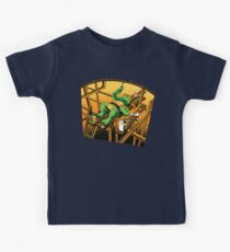 The Sistine Sewer Kids Tee