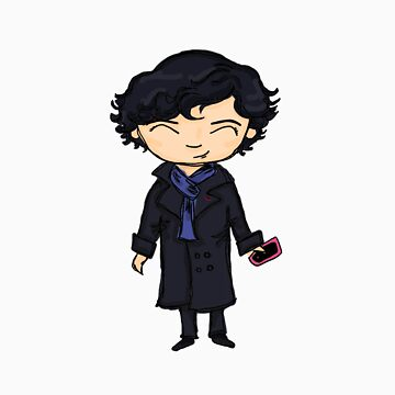 Sherlock on the case by recri