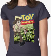 Toy Walkers (color) Women's Fitted T-Shirt