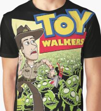 Toy Walkers (color) Graphic T-Shirt