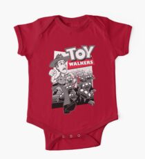 Toy Walkers One Piece - Short Sleeve