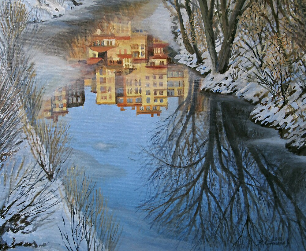Reflections by kirilart