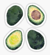Avocado Addict Sticker