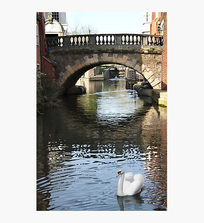 Newbury Bridge Photographic Print