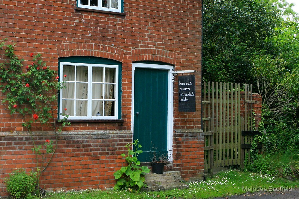 Village Jams, Jellies, Preserves  by Melodee Scofield