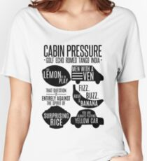 Cabin pressure moments  Women's Relaxed Fit T-Shirt