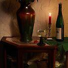 German Wine and Roses by FrankSchmidt