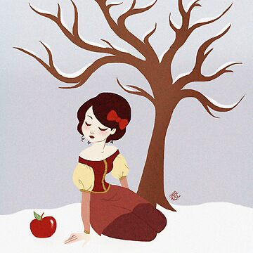Skin White As Snow by laurendraghetti
