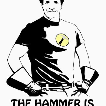 Captain Hammer by CircusDoll