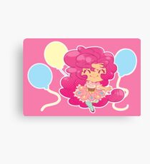 MLP Gijinka Pinkie Pie Canvas Print