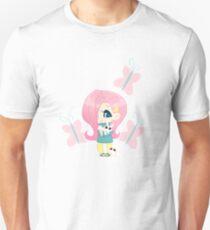 MLP Gijinka Fluttershy Unisex T-Shirt