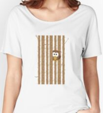Ruth's Owl Women's Relaxed Fit T-Shirt