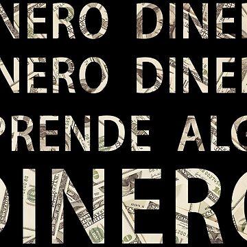 Dinero - Mc Dinero by prspark