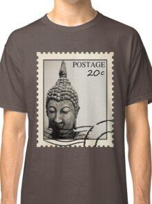 Buddha Postage Classic T-Shirt