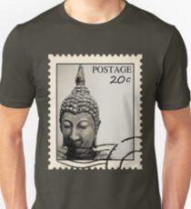 Buddha Postage Unisex T-Shirt