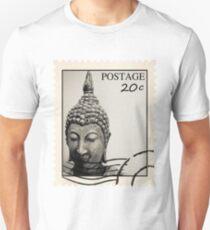 Buddha Postage T-Shirt