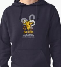 Aries The Ram Pullover Hoodie